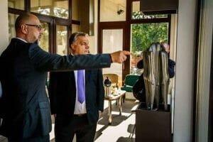 Kelemen Hunor copiaza discursul lui Orban. Viktor! Occidentul e in criza de valori