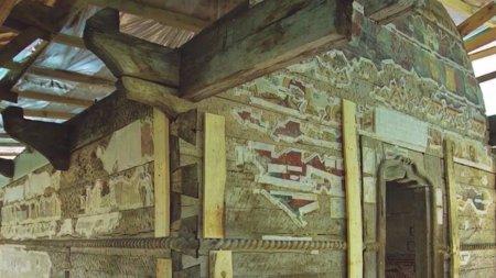 Biserica de lemn din Romania, castigatoare la <span style='background:#EDF514'>PREMIILE</span> Europene pentru Patrimoniu. Juriul: Este de o deosebita valoare si frumusete