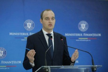 Ministrul de Finante anunta o <span style='background:#EDF514'>SCAD</span>ere a taxelor si o crestere a salariilor