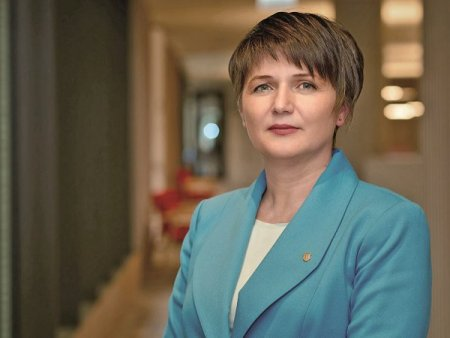 Luminita Runcan, Director General Adjunct Risc la Banca Transilvania, a fost aleasa presedinte al Asociatiei Pietelor Financiare