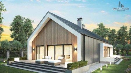 Locuinte practice si accesibile cu Smart Home Concept