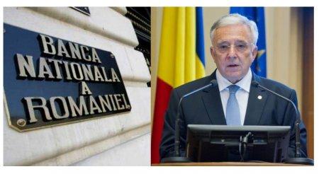 <span style='background:#EDF514'>MUGUR ISARESCU</span>: Sectorul guvernamental este cel care creeaza deficitul extern in totalitate
