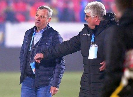 Mircea Rednic ar vrea sa lucreze cu Ioan Andone la Dinamo! Raspunsul Falcosului: Vin doar seful lui
