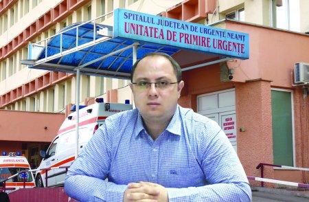 Fostul manager al spitalelor Targu Neamt si Piatra Neamt, condamnat definitiv intr-un dosar privind fonduri europene