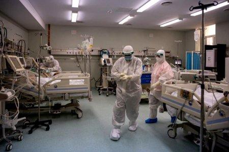 Adriana Pistol, despre cel mai pesimist scenariu privind cazurile de COVID de la ATI: Estimarea este de 2.500 de pacienti, la sfarsitul lui octombrie