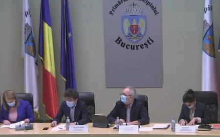 Subventii noi pentru transport, termoficare si ajutoare sociale, aprobate de Consiliul General al Municipiului Bucuresti