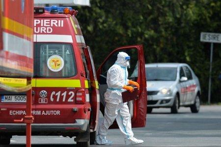 Peste 400 de localitati sunt in scenariul rosu, dupa ce rata de infectare a trecut de 3 la mie