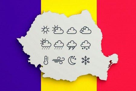 Prognoza meteo 25 septembrie 2021. Cum e vremea in Romania si care sunt previziunile ANM pentru astazi