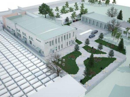 Consiliul Judetean Buzau isi construieste sediu modern, cu 10 milioane lei