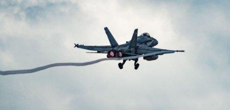 Incident in Marea Neagra. Doua <span style='background:#EDF514'>AVIOANE</span> militare rusesti, interceptate de aeronave NATO, in apropierea spatiului aerian al Romaniei