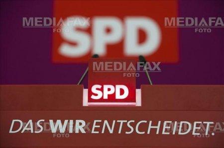 SPD ramane pe primul loc in <span style='background:#EDF514'>SONDAJ</span>e in Germania, dar CDU a redus diferenta
