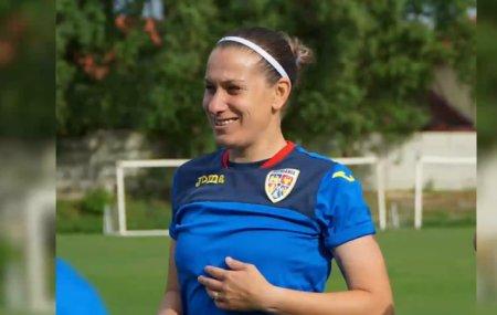 Nationala feminina de fotbal a Romaniei, start perfect in campania de calificare la CM2023. Laura Lala Rus, fotbalista comparata cu <span style='background:#EDF514'>CRISTIANO RONALDO</span>