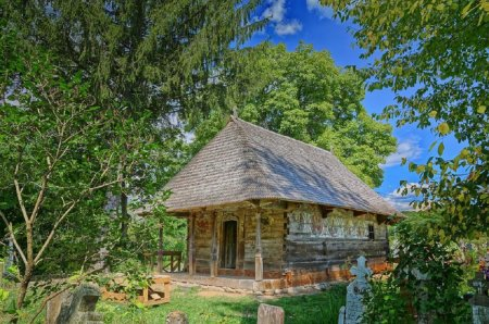 Biserica de lemn din satul Ursi, Romania: marele castigator al Premiilor Europene pentru Patrimoniu / Premiilor Europa Nostra 2021