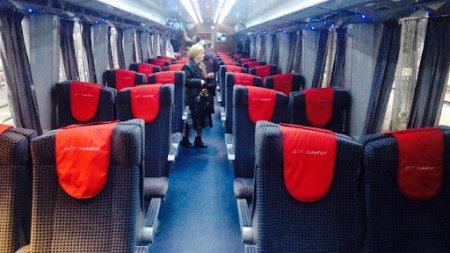 M-a impresionat mult: Povestea unui calator cu trenul CFR