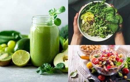 Stilul de viata vegetarian sau raw-vegan