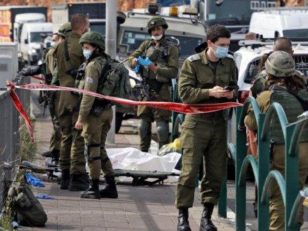 Un protestatar <span style='background:#EDF514'>PALESTINIAN</span> a fost impuscat mortal de militari israelieni, in Cisiordania