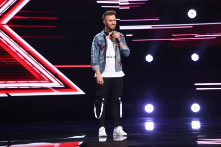 X Factor 2021, 24 septembrie. Szymon Grzybacz a venit din Polonia si a impresionat juriul cu interpretarea piesei  Someday
