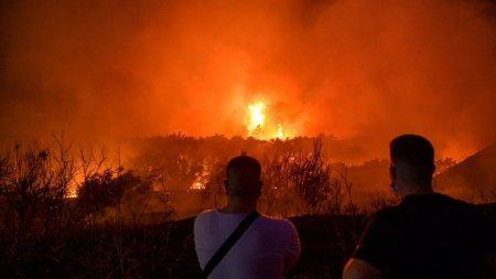 Grecia va inaspri pedepsele pentru incendiatori si agresori sexuali