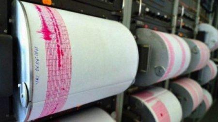 Cutremur cu magnitudinea 3,5 in zona Vrancea