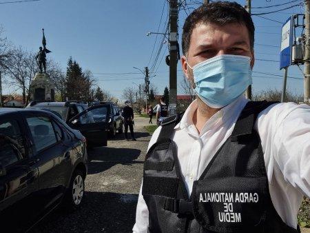 Octavian Berceanu: Consilierul fostului ministru al Mediului a construit un depozit de gunoi ilegal