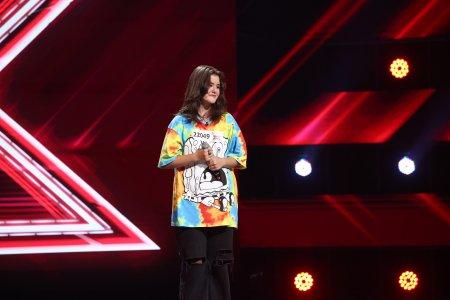 X Factor 2021, 24 septembrie. Betty Iordachescu impresioneaza juriul cu o interpretare de exceptie a piesei
