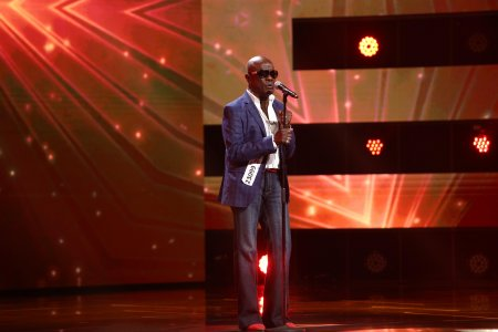 X Factor 2021, 24 septembrie. John Smith Zanger, show total la 71 de ani cu piesa