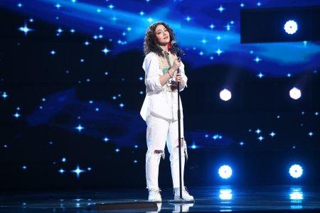 X Factor 2021, 24 septembrie. Yarina Cozma, interpretarea originala a piesei Saraca inima mea cu care a emotionat <span style='background:#EDF514'>JURIU</span>l
