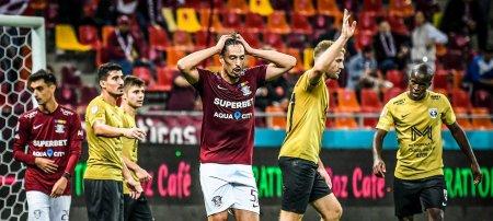 Liga 1: Rapid - FC Voluntari 0-1, in etapa a 10-a (Video)