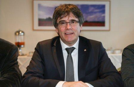 Catalanul Carles Puigdemont, eliberat din inchisoarea i<span style='background:#EDF514'>TALIA</span>na. Pe 4 octombrie se decide legalitatea mandatului de arestare