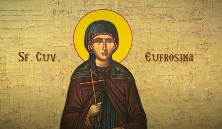 Calendar Ortodox 25 septembrie 2021. O mare SFANTA este pomenita astazi