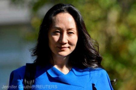 Americanii au cedat - Acord intre Washington si Huawei privind revenirea in China a directoarei financiare Meng Wanzhou