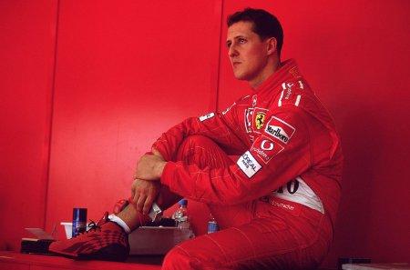 Schumacher, pelicula care ne invata cum sa ne traim si sa ne privim viata » Momente speciale in documentarul despre fostul mare pilot