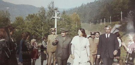 Povestea inaugurarii celui mai cunoscut si spectaculos drum din Romania, in imagini de arhiva FOTO VIDEO
