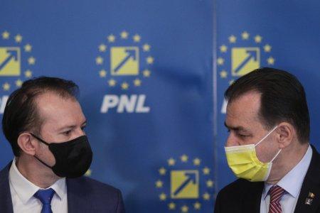LIVE Congresul PNL. Liberalii isi aleg astazi urmatorul presedinte, dintre Ludovic Orban si Florin Citu
