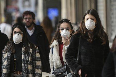 Mastile reduc clar riscul de infectare. Ce masca ofera cea mai buna protectie