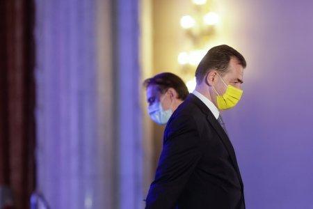 Tensiuni in PNL inainte de Congres! Sustinatorii lui Ludovic Orban au rupt perdelele la cabinele de vot
