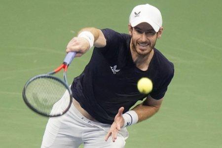Depasit de Emma Raducanu pe Instagram, <span style='background:#EDF514'>ANDY</span> Murray continua declinul pe terenul de tenis