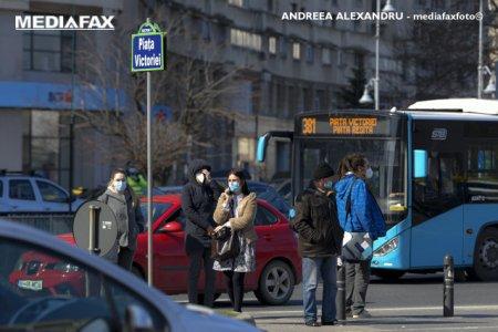 Rata de infectare in Bucuresti a depasit 4 la mie