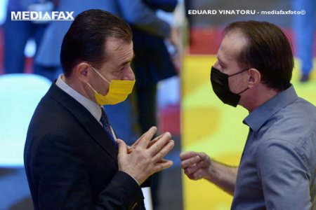 Congresul PNL. Liberalii isi aleg astazi presedintele: Ludovic Orban sau Florin Citu. Iohannis i-a introdus in arena pe candidati. Votul, in jurul orei 14.00