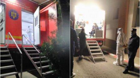 Noapte de foc la Spitalul de Boli Infectioase din Iasi. Ambulantele au stat la coada in curte, 99% dintre pacienti, nevaccinati