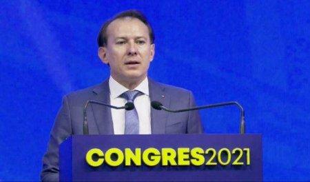 CONGRES PNL: Florin Citu, <span style='background:#EDF514'>HUIDU</span>it in timpul discursului