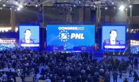 VIDEO Congresul PNL. Florin Citu nu e lasat sa isi sustina motiunea: Se striga din sala