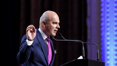 Rares Bogdan, discurs furibund la Congresul PNL: Florin Citu va fi presedintele acestui partid