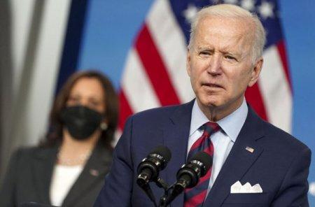 Joe Biden, catre americani: Nevaccinatii infunda spitalele si pun in pericol revenirea economica