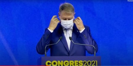 Discursul lui Klaus Iohannis la Congres, INTEGRAL