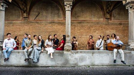 Violonistul Nicolas Dautricourt prezinta Proiectul Enescu la Ateneul Roman. Ksenija Sidorova, prima acordeonista prezenta in Festivalul Enescu