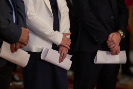 Parlamentari USR ii raspund lui Iohannis: 'La volan cu Citu nu ma mai urc'