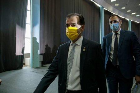Ludovic Orban demisioneaza din fruntea Camerei Deputatilor: Intre mine si Klaus Iohannis nu mai exista niciun parteneriat