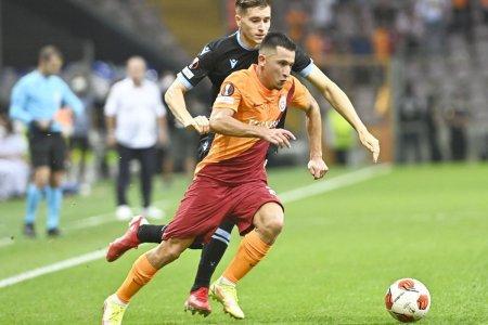Fatih Terim l-a luat deoparte pe Olimpiu Morutan! Ce i-a cerut fotbalistului