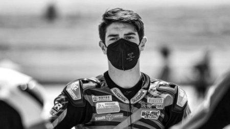 Motociclist de 15 ani, mort in timpul in Campionatului Mondial de Supersport 300 de la Jerez